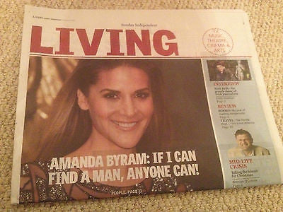 IMELDA MAY PHOTO INTERVIEW DECEMBER 2014 AMANDA BYRAM THE HOBBIT FIVE ARMIES
