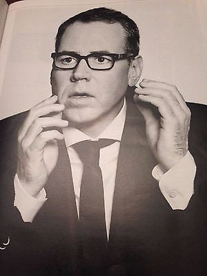 BRETT EASTON ELLIS photo interview UK TIMES MAGAZINE 2016 PAUL YOUNG JAKE BUGG