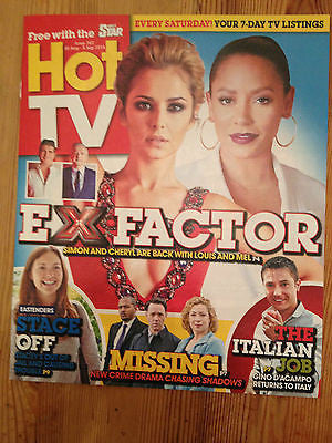 Cheryl Cole Mel B The Spice Girls X Factor Magazine Set Clippings Girls Aloud