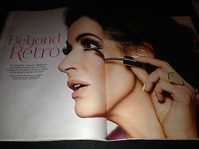 BRAND NEW STYLIST MAGAZINE NOVEMBER 2013 MIRANDA HART NIGELLA LAWSON ISSUE 200