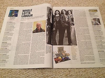 JIMMY PAGE LED ZEPPELIN PHOTO INTERVIEW RADAR MAGAZINE 2015 ANNA KENDRICK