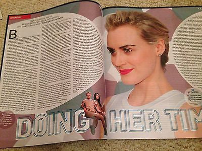 CULTURE MAGAZINE JUNE 2015 TAYLOR SCHILLING JAMES BAY GEMMA CHAN KATE FLEETWOOD