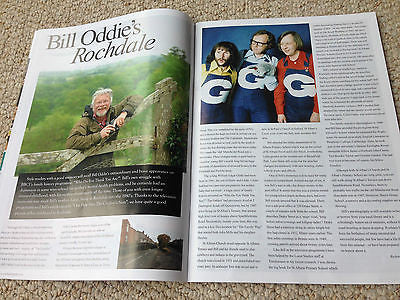 The Goodies BILL ODDIE rochdale GRAEME GARDEN UK MAGAZINE SPRING 2015