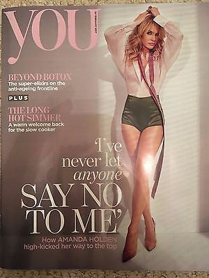You Magazine Feb 2017 Amanda Holden Chris Ramsey Stefanie Martini Lydia Bewley