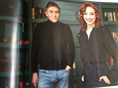 IGGY POP Photo Cover Interview UK SUNDAY TIMES MAGAZINE 2016 ELEANOR TOMLINSON