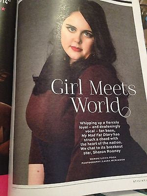 JESSICA FINDLAY BROWN interview SHARON ROONEY 1 DAY ISSUE TOM HIDDLESTON DOWNTON