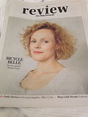 Hamlet MAXINE PEAKE PHOTO INTERVIEW JUNE 2014 DOLLY PARTON CHVRCHES LANA DEL REY