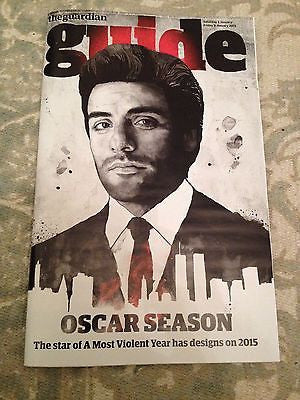 A Most Violent Year OSCAR ISAAC PHOTO INTERVIEW GUIDE MAGAZINE JANUARY 2015