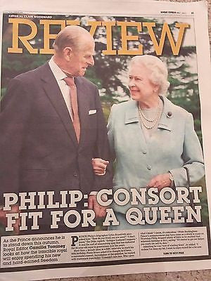 UK Express Review May 2017 Prince Phillip The Queen Elizabeth II