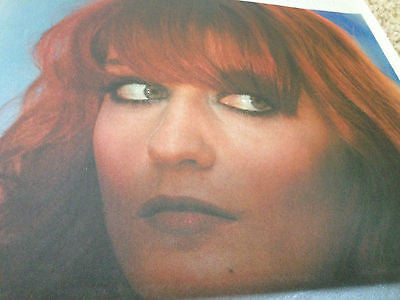 LIVING SUPPLEMENT - FLORENCE WELCH + THE MACHINE - MAY 2015 - ANNE MARIE GIBBONS