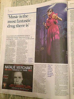 Telegraph Review Nov 2015 The Man in the High Castle RUFUS SEWELL MELODY GARDOT