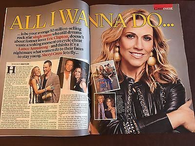 UK Event Magazine April 2017 Sheryl Crow Daniel Mays Alison Krauss David Tennant