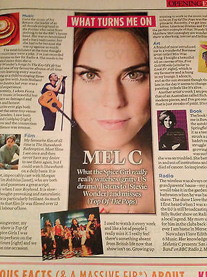 EVENT MAGAZINE MARCH 2015 MEL C FRANK SINATRA JR MADONNA TOM JONES AIDAN TURNER