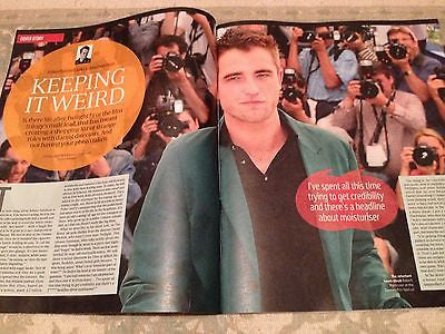 CULTURE Magazine 2014 - ROBERT PATTINSON Vanessa Hudgens John Simm Ryan Gosling