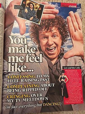 UK Event Magazine May 2017 Guy Ritchie Leo Sayer Bob Dylan Agatha Christie
