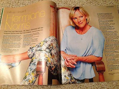 UK) S MAGAZINE MAY 2016 KENNETH BRANAGH PHOTO INTERVIEW HERMIONE NORRIS