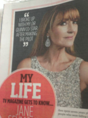 JANE SEYMOUR PHOTO INTERVIEW JUNE 2015 RICHARD HAMMOND MATTHEW MCNULTY TOP GEAR