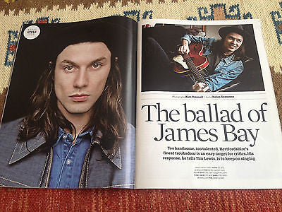 OBSERVER MAGAZINE MARCH 2015 JAMES BAY PHOTO SHOOT