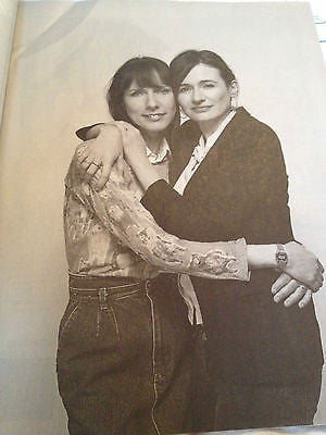 EMILY MORTIMER interview DOLLY WELLS UK 1 DAY ISSUE 2014 NEW PROFESSOR GREEN