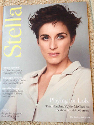 This is England VICKY McCLURE PHOTO INTERVIEW STELLA MAGAZINE AUGUST 2015