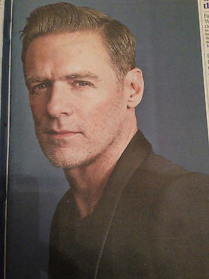 Bryan Adams photo interview Times Weekend January 2016 NEW