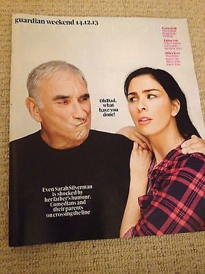 SARAH SILVERMAN interview UK 1DAY ISSUE 2013 JACK WHITEHALL MARK E SMITH