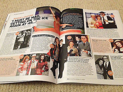 Notebook Magazine - 19 January 2014 Bonnie Langford Jessica Ennis Peter Capaldi