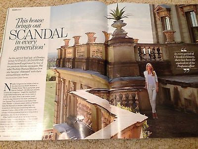 YOU MAGAZINE MARCH 2016 KRISTIN SCOTT THOMAS DERVLA KIRWAN GEMMA CHAN CLIVEDEN