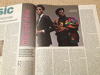 Culture Magazine January 2014 Sam Mendes Chromeo T Bone Burnett Jonas Kaufmann
