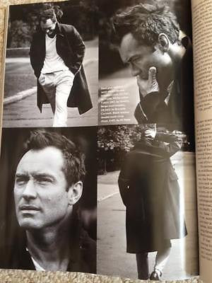 ESQUIRE MAGAZINE OCTOBER 2016 JUDE LAW UK PHOTO COVER COLLECTOR'S COVER