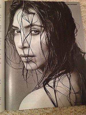 KIM KARDASHIAN PHOTO INTERVIEW UK SUNDAY TIMES MAGAZINE FEBRUARY 15 2015