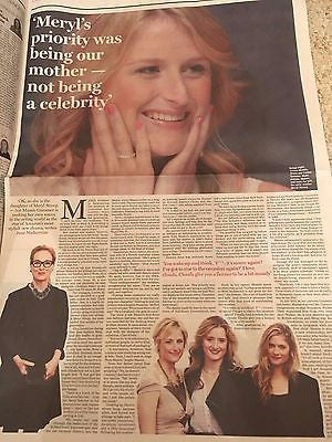 Mamie Gummer Freddie Mercury Hothouse Flowers Irish Living 26 November 2016