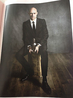 UK SUNDAY TIMES MAGAZINE - JUDI DENCH - MARK STRONG - ANGELA LANSBURY - MAY 2015