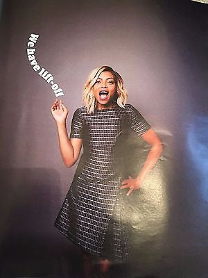 UK Guardian Weekend Magazine February 2017 Taraji P Henson Imbolo Mbue