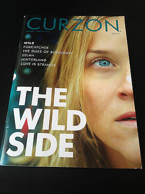 Wild REESE WITHERSPOON PHOTO COVER CURZON MAGAZINE MICHAEL KEATON OSCAR ISAAC