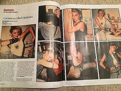 Madonna Photo Special UK Times Magazine December 2016 - Bob Odenkirk