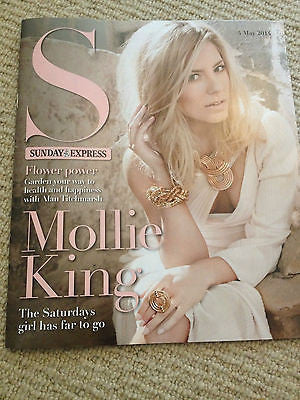 S Express Magazine May 2014 MOLLIE KING Gaynor Faye Alys Fowler Barry McGuigan