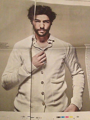 Observer New Review March 2014 Tahar Rahim Imelda Staunton Damon Albarn Henshall