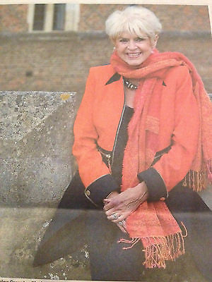 GLORIA HUNNIFORD interview CARON KEATING UK 1 DAY ISSUE 2014