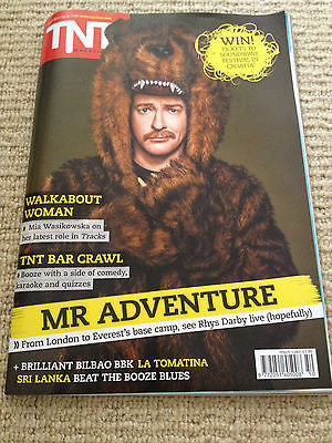 Flight of the Conchords RHYS DARBY Photo Interview April 2014 MIA WASIKOWSKA