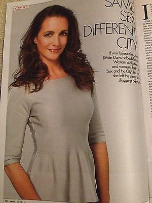 KRISTIN DAVIS interview JACK O'CONNELL UK 1 DAY ISSUE 2014 RUPERT FRIEND