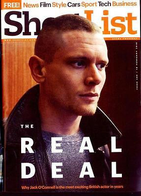 JACK O'CONNELL PHOTO INTERVIEW UK SHORTLIST MAGAZINE FEB 2016 NORMAN REEDUS
