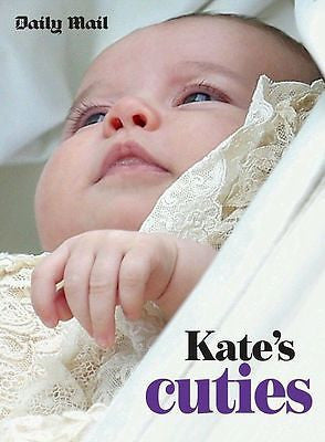 UK ROYAL SOUVENIR MAGAZINE 2015 PRINCESS CHARLOTTE PRINCE GEORGE KATE MIDDLETON