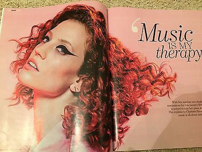 JESS GLYNNE PHOTO INTERVIEW YOU MAGAZINE FEB 2016 ELIZABETH DEBICKI CHARLIE PUTH