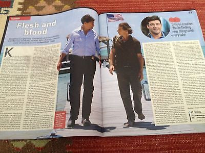 Bloodline KYLE CHANDLER PHOTO INTERVIEW 2015 RAURY RALPH FIENNES MARTIN CLUNES