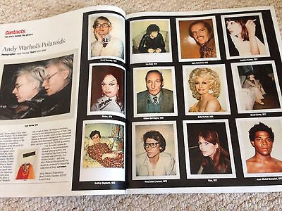 JOHN MALKOVICH PHOTO INTERVIEW TIMES MAGAZINE MAY 2015 ANDY WARHOL DOLLY PARTON