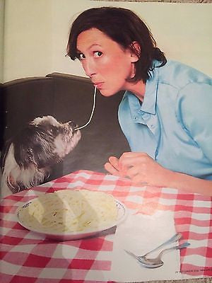 MIRANDA HART Photo Cover Interview You Magazine September 2016 NEW Matt Goss