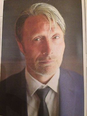 Hannibal MADS MIKKELSEN PHOTO INTERVIEW UK TIMES REVIEW JULY 2016 KATIE DERHAM