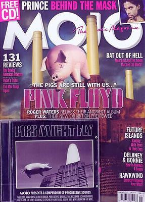 Mojo Magazine May 2017 - Pink Floyd - Roger Waters & Pigs Might Fly CD
