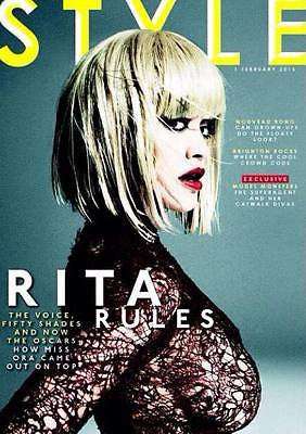 RITA ORA interview POPPY DELEVINGNE UK STYLE mag 2015 1 DAY Alexander McQueen